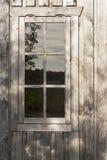 stary tekstury abstrakcyjne ściany drewniane okna Obrazy Royalty Free