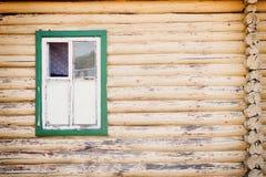stary tekstury abstrakcyjne ściany drewniane okna Zdjęcia Royalty Free