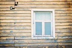 stary tekstury abstrakcyjne ściany drewniane okna Zdjęcie Royalty Free