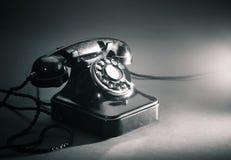 stary telefon Obraz Stock