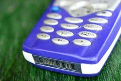 Stary telefon komórkowy, technologii pojęcie fotografia stock
