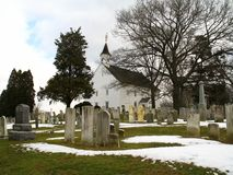 stary tennent kaplicy do kościoła Zdjęcie Royalty Free