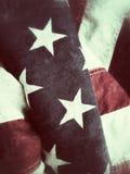 USA lampasy i gwiazdy Zdjęcia Stock