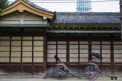Stary Tokio -2 Obraz Royalty Free