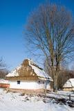 Stary wiejski dom Zdjęcie Royalty Free