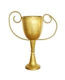 Stary trofeum zdjęcia royalty free