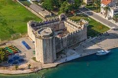 Stary Trogir miasteczko Fotografia Royalty Free