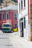 Stary trolleybus Zdjęcia Royalty Free