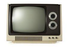 stary tv Zdjęcia Stock