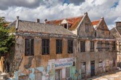 Stary uliczny Willemstad Zdjęcia Stock