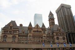 Stary urząd miasta Toronto, Kanada - obrazy royalty free