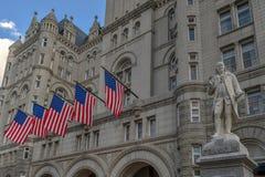 Stary urząd pocztowy - Waszyngton, DC zdjęcia royalty free