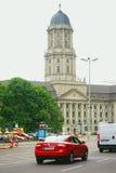 Stary urząd miasta Berlin Obrazy Royalty Free