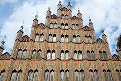 Stary urząd miasta, Hannover, Niemcy, Europa Obraz Stock