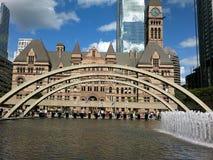 Stary urz?d miasta Toronto zdjęcie stock