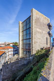 Stary urzędu miasta budynek miasto Porto, Antiga Casa da Câmara - Obraz Royalty Free