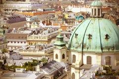 stary Vienna Obrazy Royalty Free