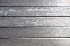 Stary vinteged drewniany pogodny odsłonięty fotografia stock