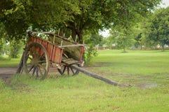 stary wóz Obraz Stock