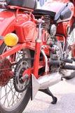 stary włoski motocykl Obrazy Stock