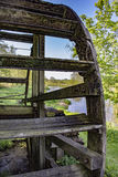 Stary watermill obrazy royalty free