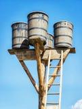 Stary watertower Zdjęcia Stock