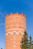 Stary watertower, Norrkoping Obraz Stock