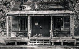 Stary westernu dom Fotografia Royalty Free