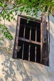 Stary więźnia więzienie w Bangkok, Tajlandia Przy teraźniejszością, ten pris Fotografia Royalty Free