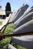 Stary wiatraczek Zdjęcia Royalty Free