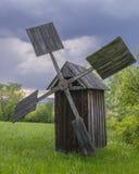 Stary wiatraczek Zdjęcia Stock