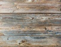 Stary wieśniak blakł drewnianą teksturę, tapetę lub tło, Obrazy Royalty Free