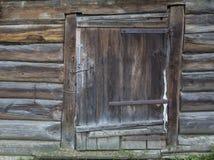 stary wieśniak drzwi Fotografia Stock