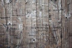 Stary wietrzejący drewniany tła zakończenie up Zdjęcia Royalty Free