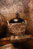 stary wino Obrazy Stock