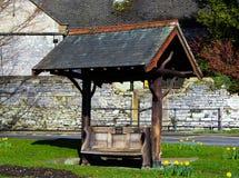 Stary wioski schronienie Obraz Royalty Free
