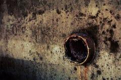 Stary wodny fajczany system Zdjęcia Royalty Free
