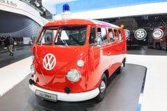Stary wolkswagena T1 Van Zdjęcie Royalty Free