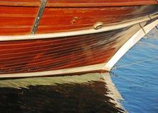 stary wypłynięcia statku Zdjęcie Royalty Free