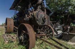 stary wznawiający parowy silnik zdjęcie royalty free