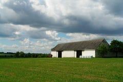 stary z gospodarstw rolnych Obrazy Royalty Free