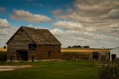 stary z gospodarstw rolnych Obraz Royalty Free
