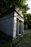 Stary zabytek przy Mt Nadzieja cmentarz Zdjęcie Stock