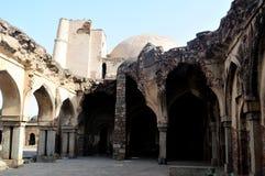Stary zabytek w Południowym Delhi Obraz Stock