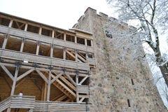 stary zamek Obraz Royalty Free