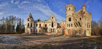 stary zamek Zdjęcia Stock