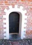 stary zamek drzwi Obrazy Royalty Free