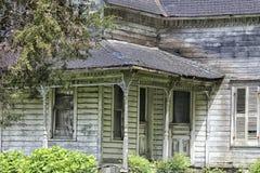 Stary, zaniechany dom, Fotografia Royalty Free