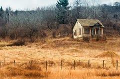 Stary zaniechany dom Fotografia Royalty Free