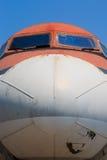 Stary zaniechany samolot w Chiang Mai, Tajlandia 8 obraz royalty free